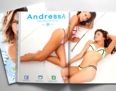 Andressa Campaña Traje de Baño 2016